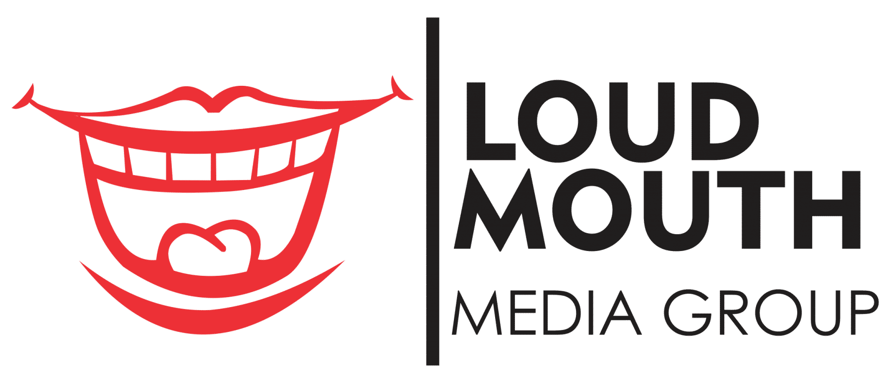 Loud Mouth Media Group Logo